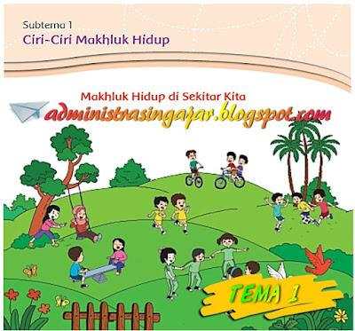 Kunci Jawaban Buku Tematik Tema 1 Kelas 3 Pertumbuhan Dan Perkembangan Makhluk Hidup K13 Administrasi Ngajar