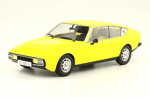 Matra Bagheera 1974 coches inolvidables salvat
