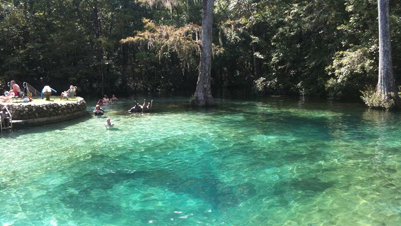De Leon Springs State Park, a 76 km de Orlando