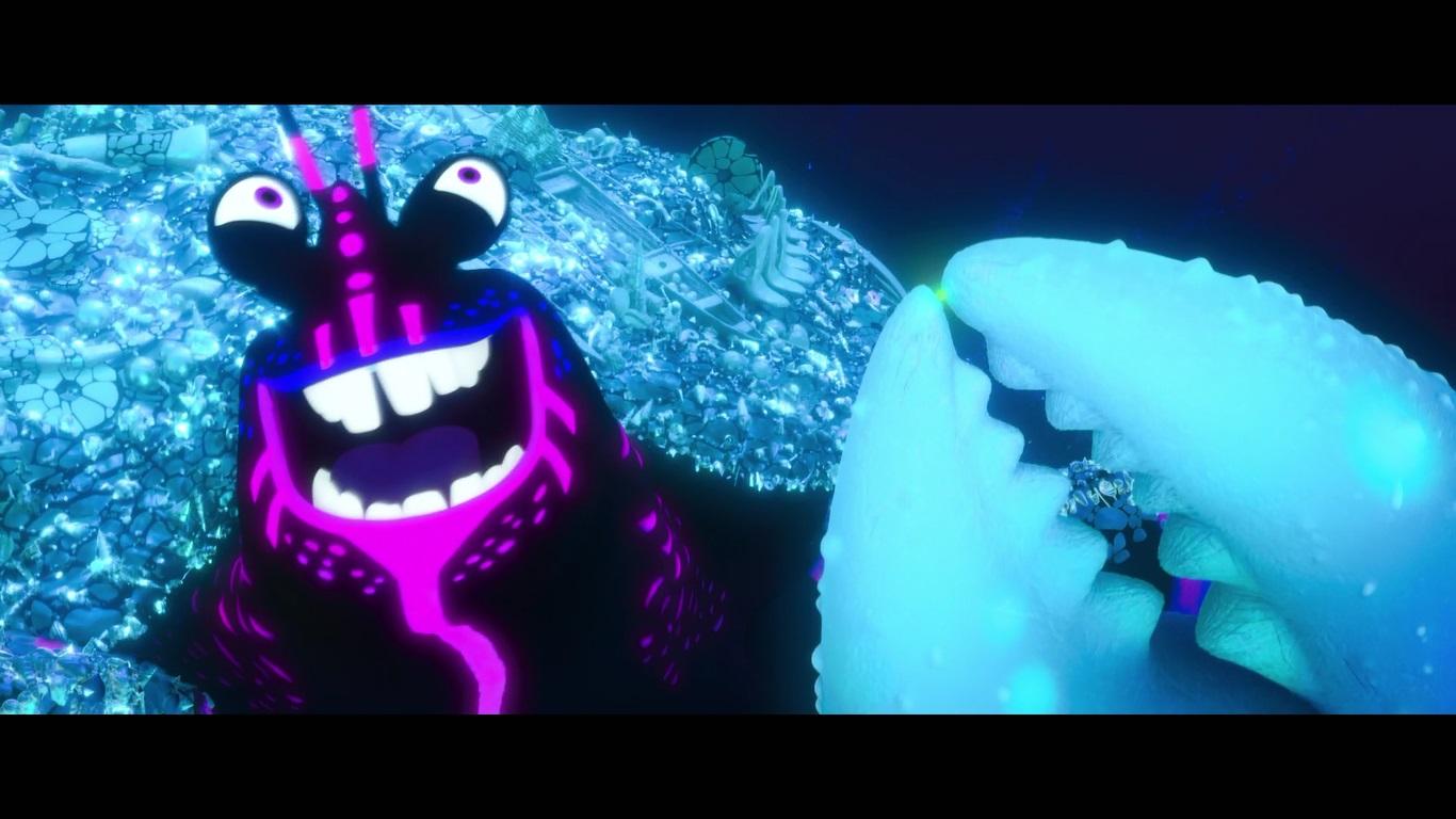 Moana: Un mar de Aventuras (2016) BDRip 1080p Latino ...
