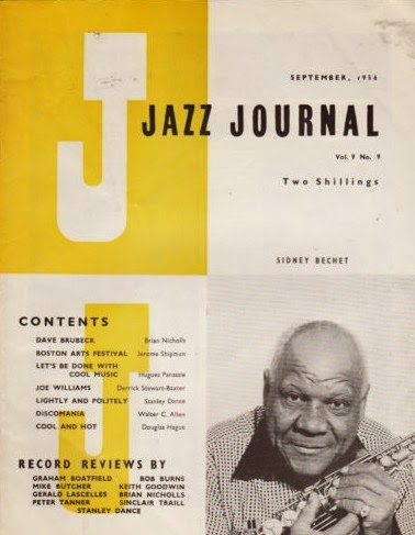 Cocosse | Journal: Peri/od/ical: Jazz Journal / Fifties and