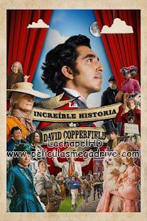 La increíble historia de David Copperfield (2019) HD 1080P  Latino-Inglés  [Google Drive] LachapelHD