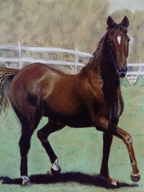 Traditional Horse Paintings. Enquiries welcome.
