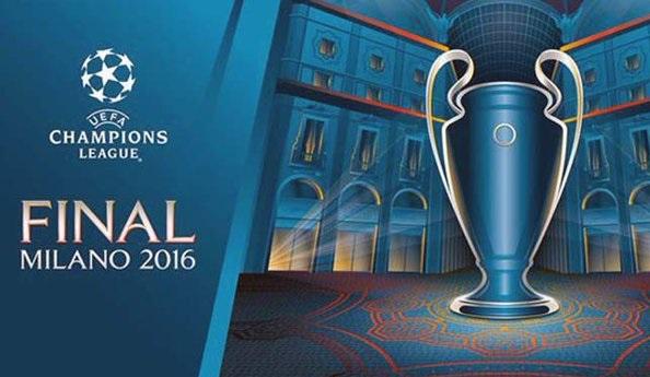 Final Champions League Real Madrid vs Atletico Madrid