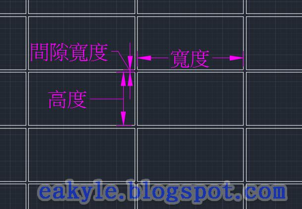 AutoCAD 填充線(剖面線)樣式簡易製作產生器