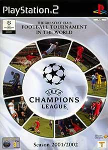 Descargar UEFA Champions League Season 2001-2002 PS2