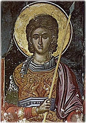 Άγιος Προκόπιος ο Μεγαλομάρτυρας  08 Ιουλίου