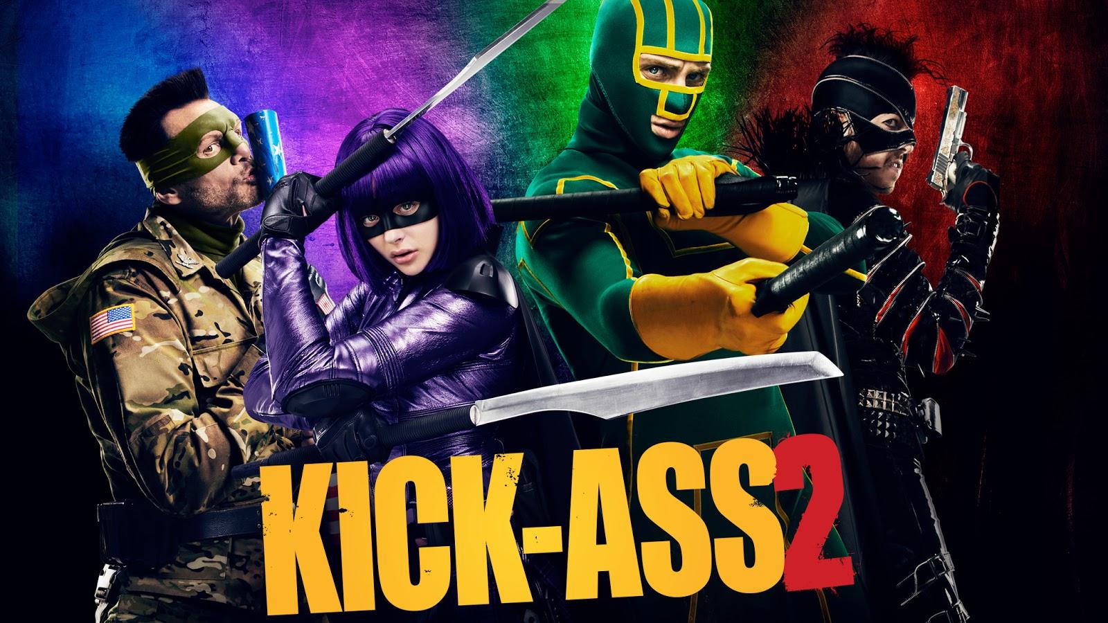 KICK ASS 2 (2013) MOVIE TAMIL DUBBED HD