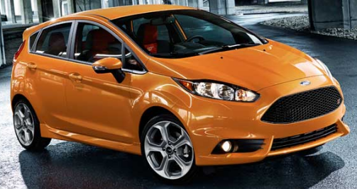 All New Ford Fiesta 2017
