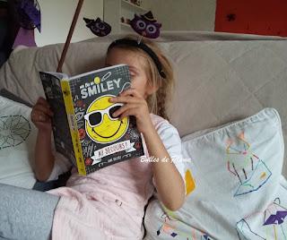 Bulles de Plume - Ma vie en Smiley: Au secours (ou pas...) (Les livres du Dragon d'or)