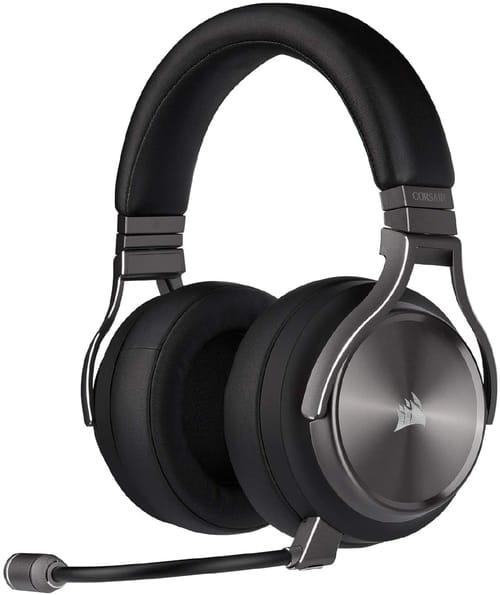 Review Corsair Virtuoso RGB Wireless SE Gaming Headset