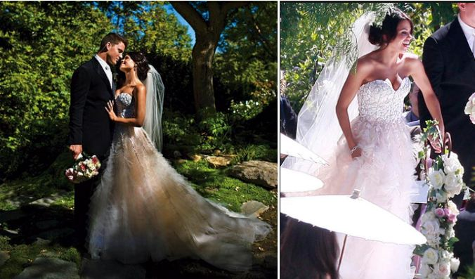 Wedding Top 10 Celebrity Gowns