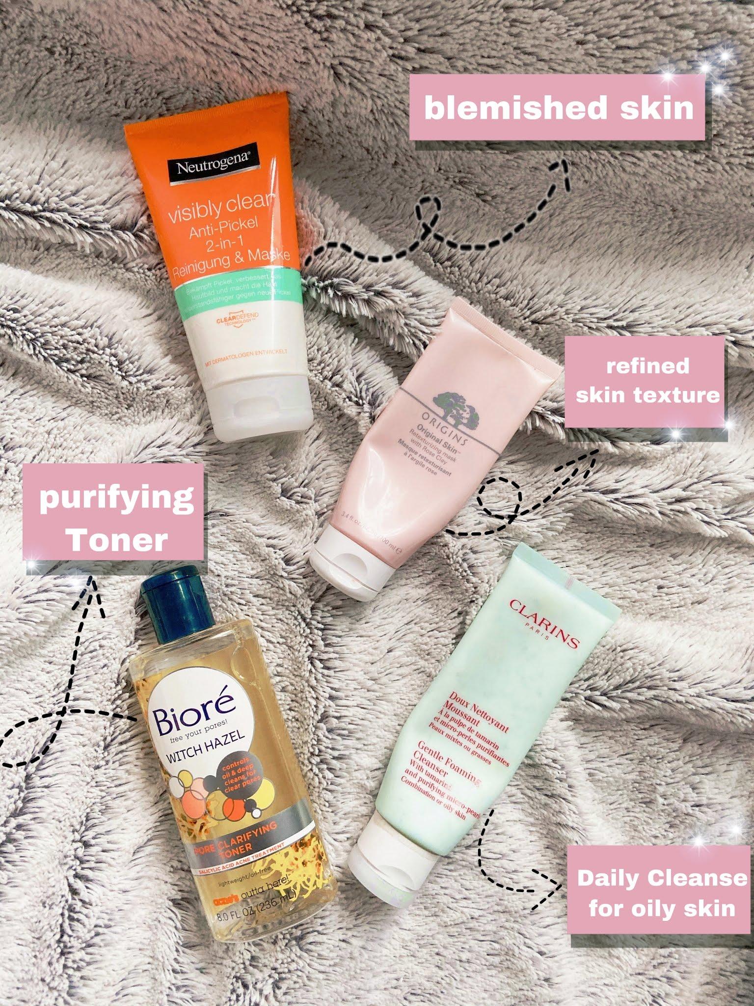 Beste Hautpflegeprodukte für Mischhaut