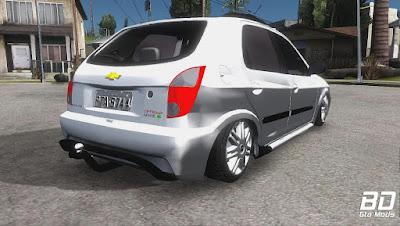 Mod , Carro, Chevrolet Celta Off Road Edition para GTA San Andreas, GTA SA