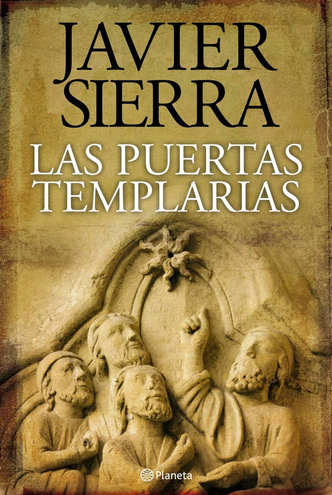 Las puertas templarias de Javier Sierra