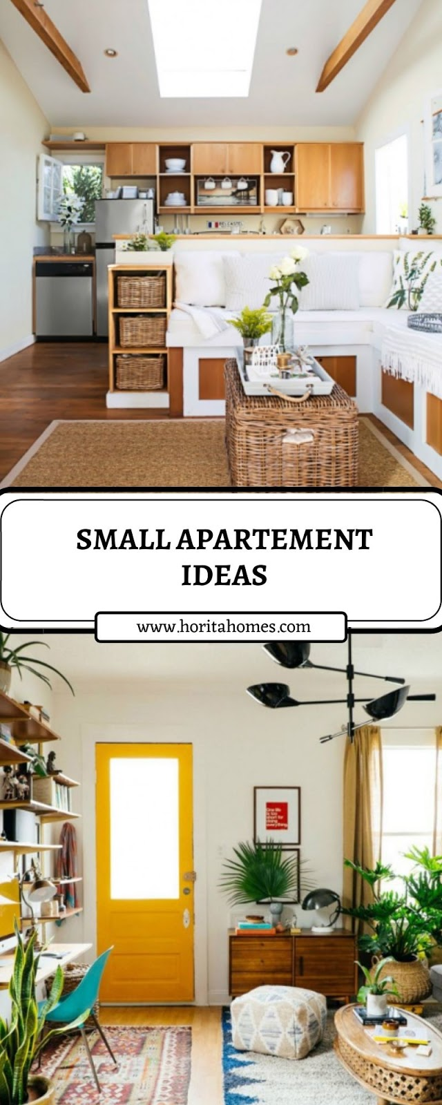 SMALL APARTEMENT IDEAS