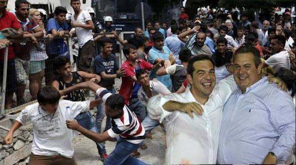 Ελλάς Ελλήνων λαθρομεταναστών!!! Η κατάντια μιάς (κάποτε) χώρας…