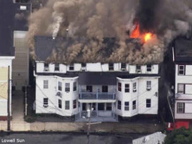 Ledakan Gas pada Tiga Kota di Utara Boston, 1 Remaja Tewas, 12 Cedera