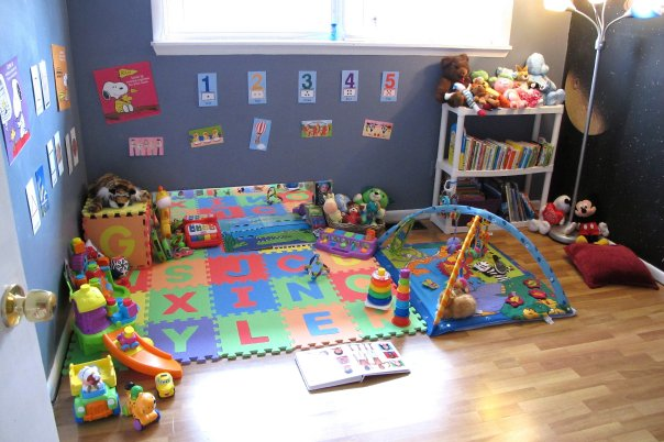 Peaceful Parenting: Infant and Young Toddler Montessori ...