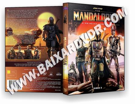 The Mandalorian – 1ª Temporada Completa (2019) DVD-R AUTORADO