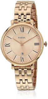 ساعة فوسيل ذهبية Fossil Watches 2022