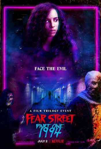 Fear Street Part 1: 1994 2021 480p 300MB BRRip Dual Audio