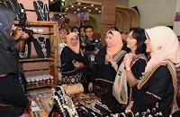 Produk Unggulan UMKM NTB Dipamerkan di Jakarta