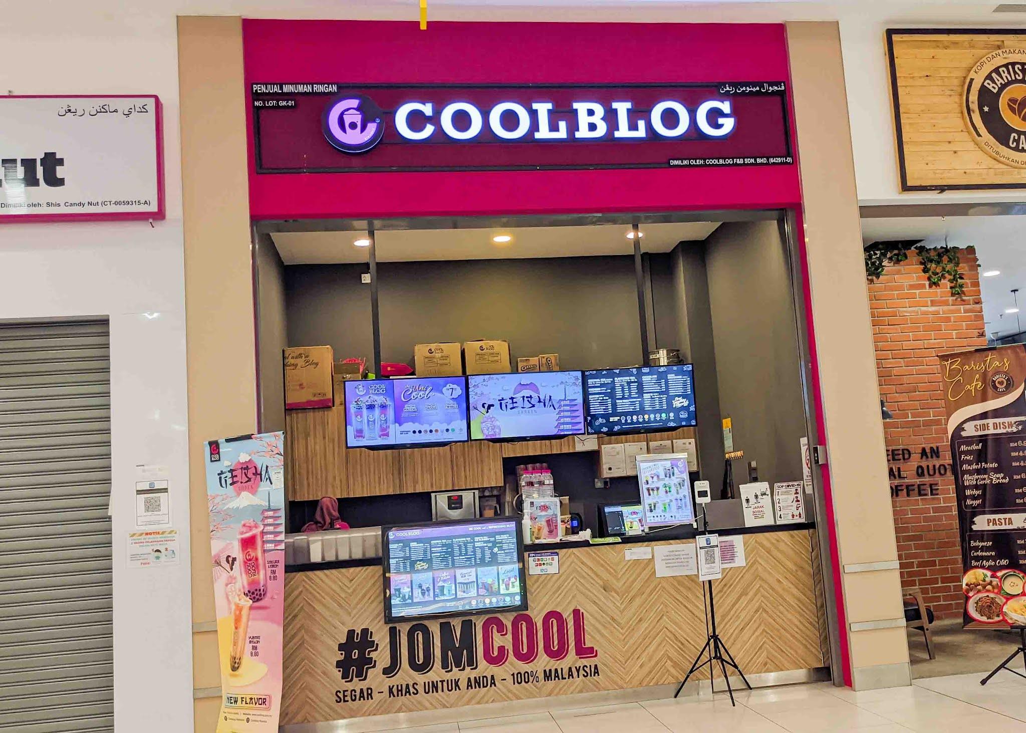 Coolblog Perkenal Minuman Geisha Garden, Perisa Yubari Lemon dan Sakura Lemon