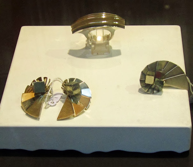 German And Portuguese Contemporary Jewelry
