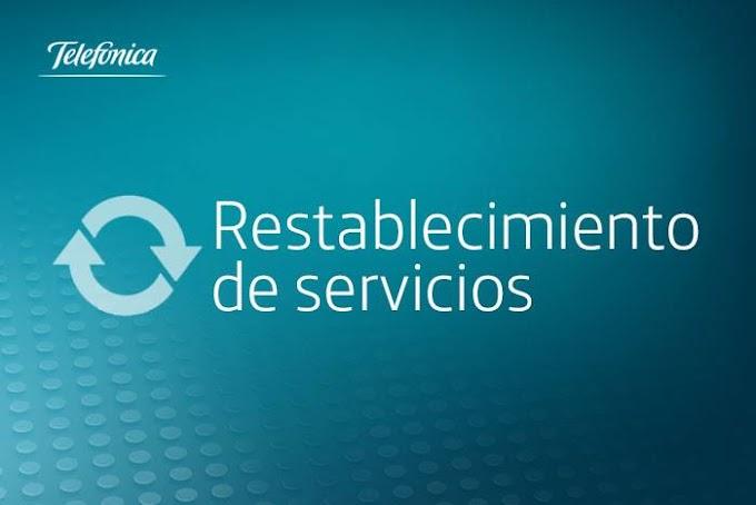 SERVICIO DE TV CABLE SE RECUPERA PROGRESIVAMENTE EN AREQUIPA, TRUJILLO, CUSCO, ICA, HUANCAYO, CHICLAYO Y CHIMBOTE