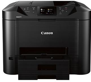 canon mb5400 maxify printer instructions