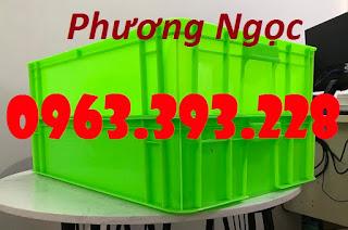 Thùng nhựa cao 15, thùng nhựa đặc HS007, thùng nhựa có nắp C970eb7be5ec1eb247fd