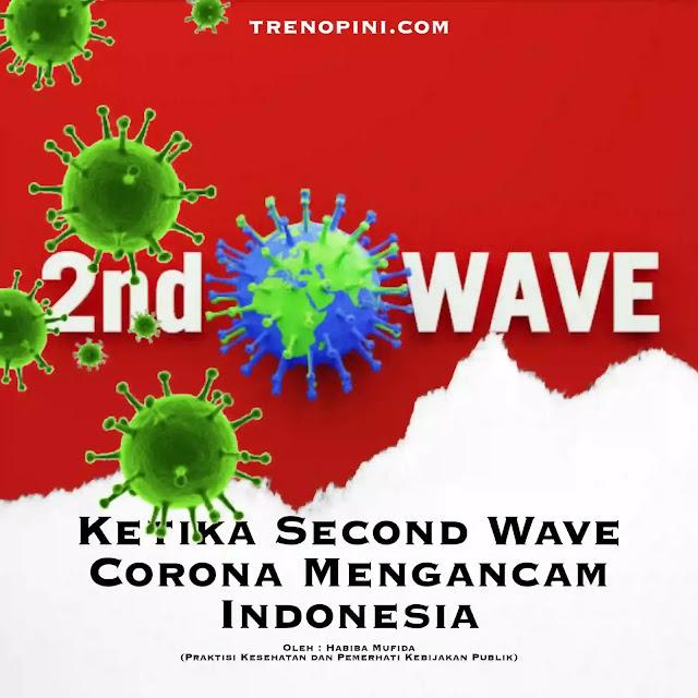 Second Wave Corona yang melanda India sungguh mencengkam dan membuat dunia bekaca. Ternyata, Covid-19 yang berkembang di dunia sejak awal tahun 2020 belum juga bisa diakhiri. Bahkan, pandemi ini justru menghadapi ancaman selanjutnya yang lebih mengkhawatirkan dan mematikan. Karena ditemukannya varian baru covid-19 di awal tahun ini oleh para ilmuwan. Hal ini sejatinya menjadi sinyal agar dunia tidak meremehkan pandemi ini. Sedangkan, lembaga otoritas kesehatan dunia sejak awal telah menetapkan kebijakan new normal meskipun saat itu grafik pandemi dunia belum menunjukkan grafik yang melandai.