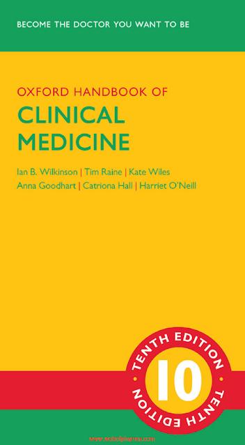 Oxford Handbook of Clinical Medicine 10th Edition