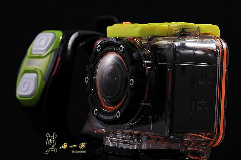 BenQ SP1數位運動攝影機