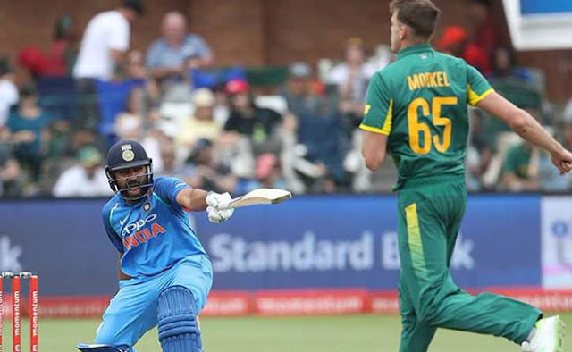 """After another defeat in South Africa, another blow to Rabada, """"Shake Dhawan"""""""