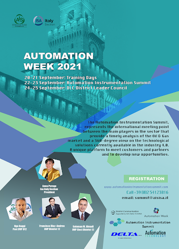 Automation Week 2021