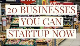 20 Business Ideas You Can Try In 2021