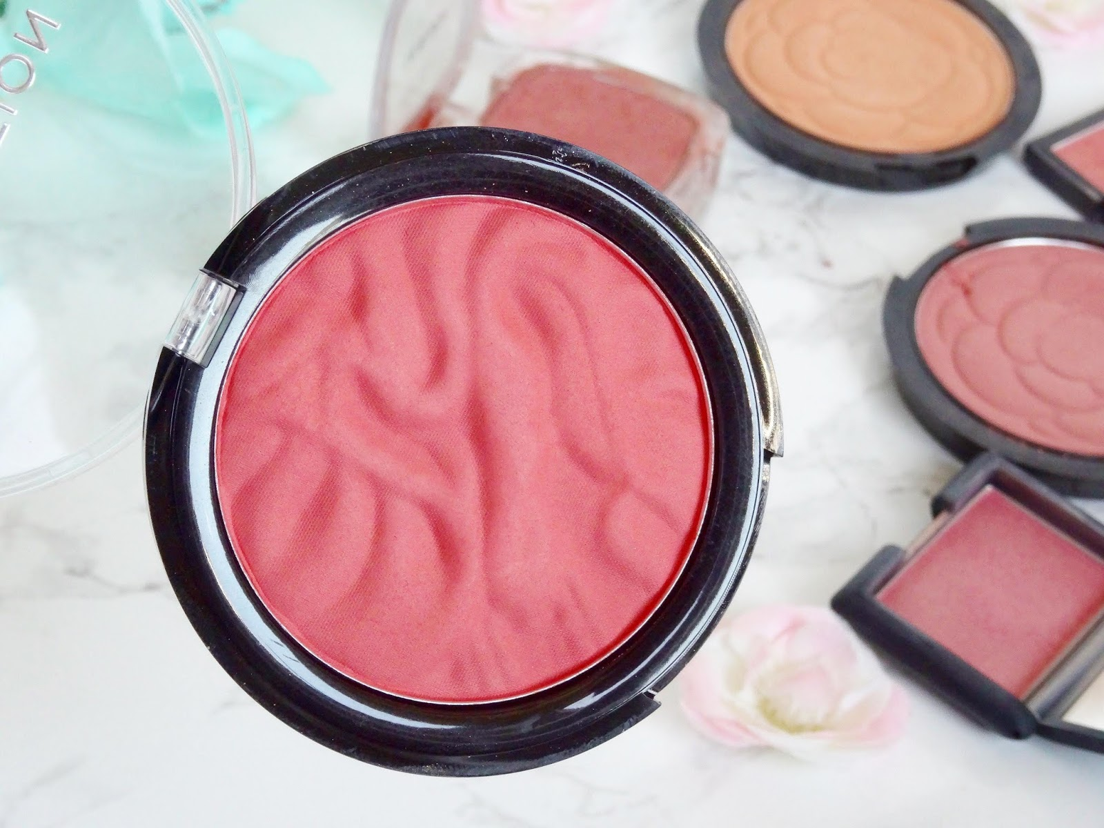 Makeup Revolution Reloaded Blush in Swoon