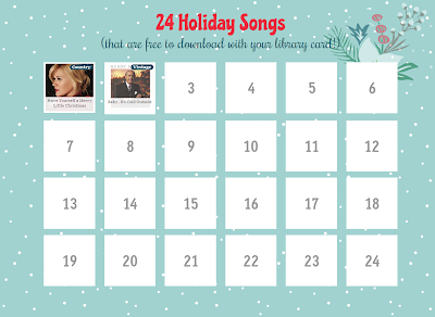 24 Holiday Songs to Download