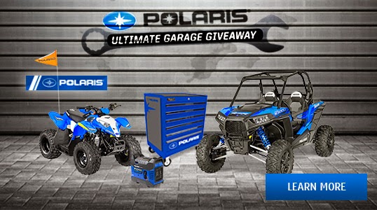 Head To Your Local Polaris Dealer To Enter For 1 Of 6