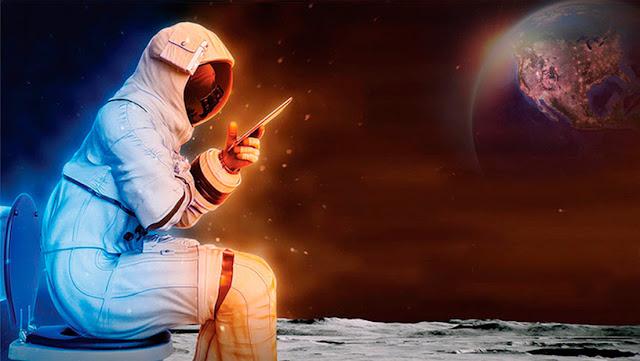 La NASA pagará 20.000 de dólares a quien diseñe su baño para la Luna
