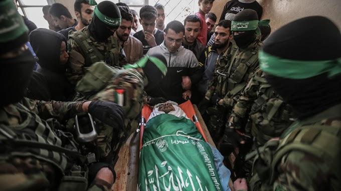 Hat Hamász-parancsnokot ölt meg az izraeli hadsereg