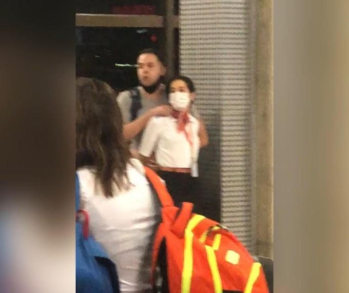 Homem que se identificou como PM do Paraná é detido ao fazer funcionária da Gol de refém no Aeroporto de Guarulhos