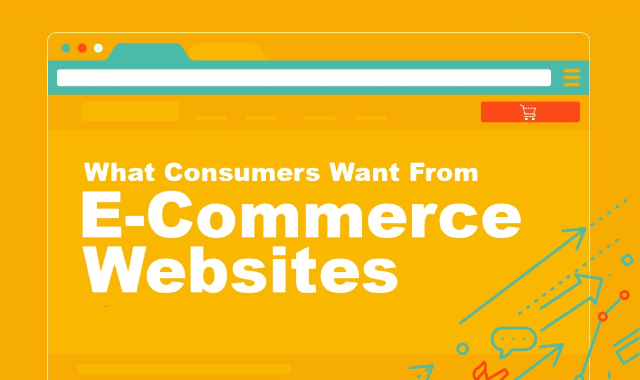 What Consumers Want from E-Commerce Websites