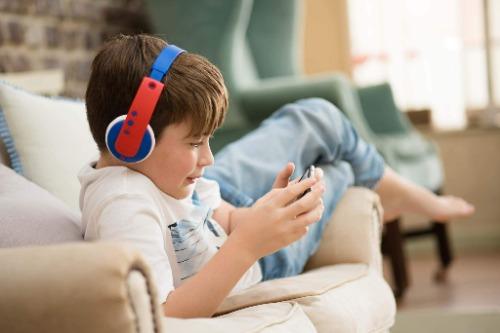 JVC bluetooth koptelefoon kinderen