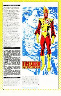 Firestorm El Hombre Nuclear