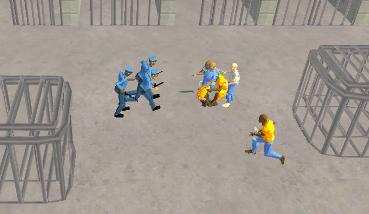 Battle-Simulator-Prison-and-Police