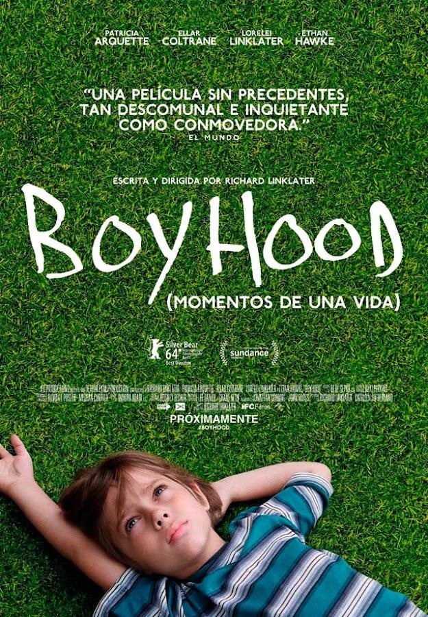 Cartel de Boyhood - Momentos de una vida