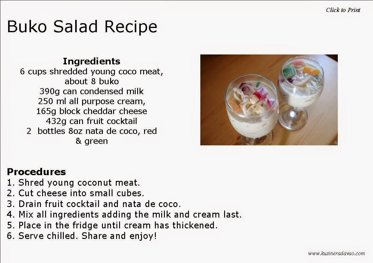 Fruits Recipes With Ingre Nts And Procedure